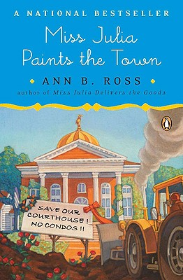 Image for MISS JULIA PAINTS THE TOWN