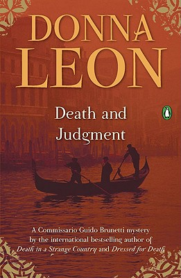 Image for Death and Judgment (Commissario Guido Brunetti Mysteries (Paperback))