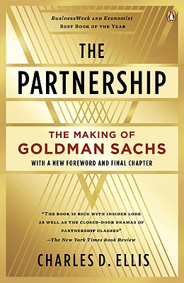Image for The Partnership: The Making of Goldman Sachs