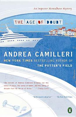 Image for The Age of Doubt (Inspector Montalbano)