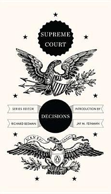 Image for Supreme Court Decisions (Penguin Civic Classics)
