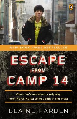 Escape From Camp 14, Blaine Harden
