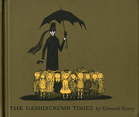 The Gashlycrumb Tinies, or After the Outing, Gorey, Edward