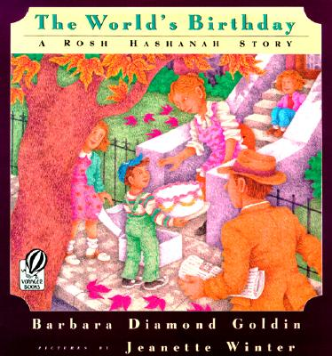 Image for The World's Birthday: A Rosh Hashanah Story