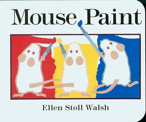 """Mouse Paint, """"Walsh, Ellen Stoll"""""""