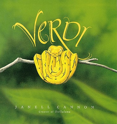 Verdi, Janell Cannon