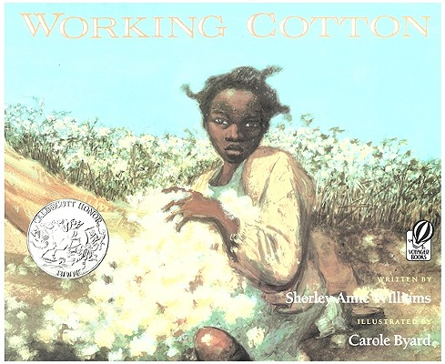 WORKING COTTON, WILLIAMS, SHERLEY ANNE