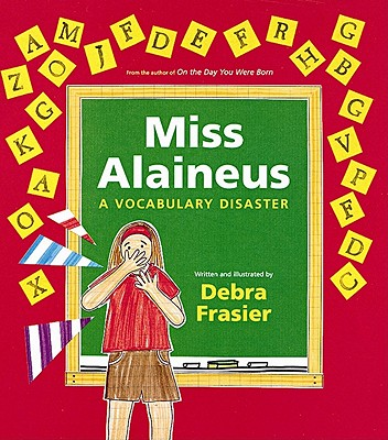 Image for Miss Alaineus A Vocabulary Disaster