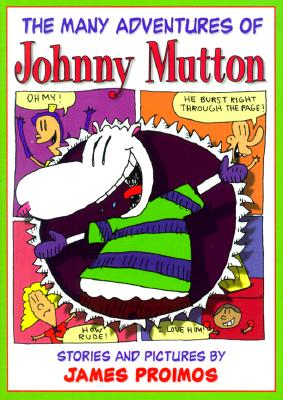 Image for MANY ADVENTURES OF JOHNNY MUTTON