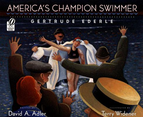 Image for America's Champion Swimmer: Gertrude Ederle