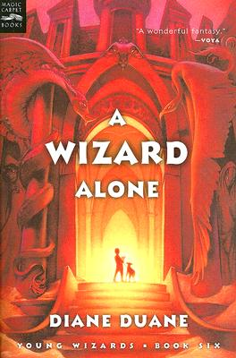 Image for A Wizard Alone (digest): The Sixth Book in the Young Wizards Series