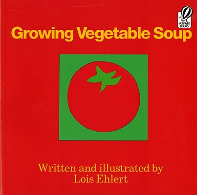 Image for Growing Vegetable Soup (Voyager Books)