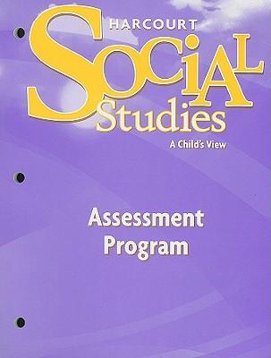 Image for Harcourt Social Studies: Assessment Program Grade 1