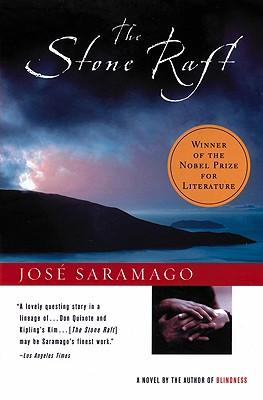 """Stone Raft, """"Saramago, Jose"""""""