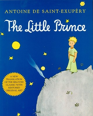 The Little Prince, de Saint-Exupery, Antoine