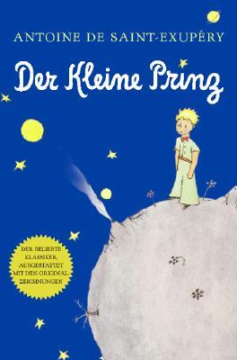 """Der Kleine Prinz (German), """"Saint-ExupTry, Antoine de"""""""