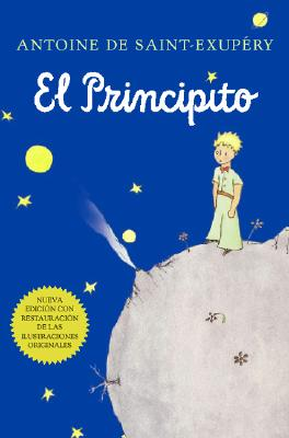 EL PRINCIPITO / THE LITTLE PRINCE, ANTOI SAINT-EXUPERY