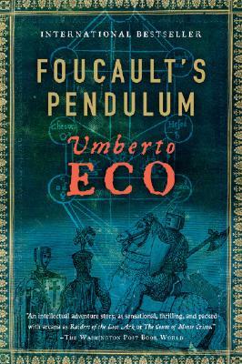 "Foucault's Pendulum, ""Eco, Umberto"""
