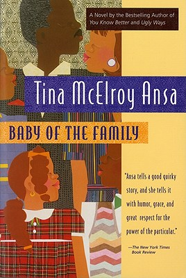 """Baby of the Family (Harvest Book), """"Ansa, Tina McElroy"""""""