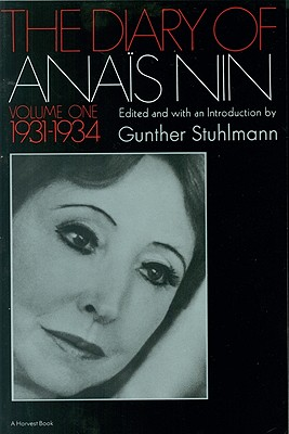 Image for The Diary of Anais Nin, Vol. 1: 1931-1934