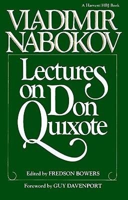Lectures on Don Quixote, Vladimir Nabokov