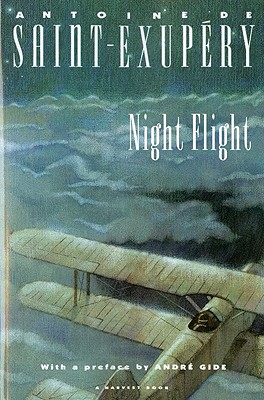 Night Flight (Harbrace Paperbound Library, Hpl63), Antoine de Saint-Exupery, Stuart Gilbert
