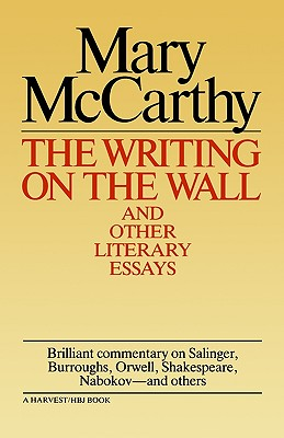 Image for Writing On The Wall & Other Lit Essays