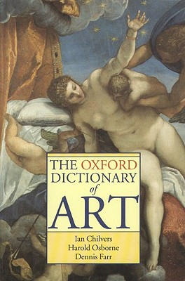 Image for OXFORD DIXCTIONARY OF ART, THE