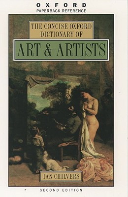 Image for The Concise Oxford Dictionary of Art and Artists