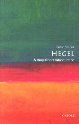 Image for Hegel: A Very Short Introduction