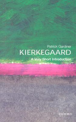 Image for KIERKEGAARD: A VERY SHORT INTRODUCTION