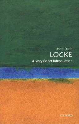 Image for LOCKE A VERY SHORT INTRODUCTION
