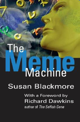 The Meme Machine (Popular Science), Blackmore, Susan