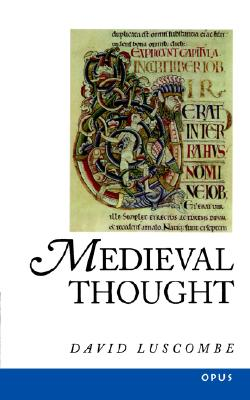 Image for Medieval Thought (History of Western Philosophy)