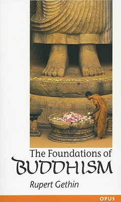 Image for The Foundations of Buddhism (OPUS)