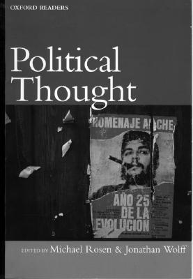 Image for Political Thought (Oxford Readers)