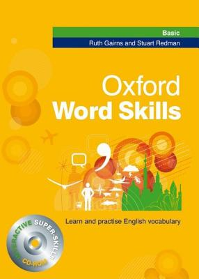 Image for Oxford Word Skills Basic: Student's Pack (book and CD-ROM)  Learn and Practise English Vocabulary