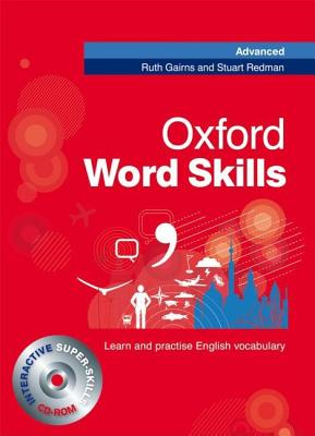 Image for Oxford Word Skills Advanced: Student's Pack (Book and CD-ROM)