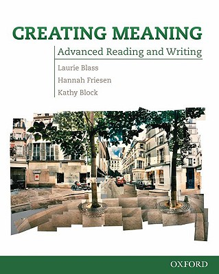 Image for Creating Meaning: Students Book