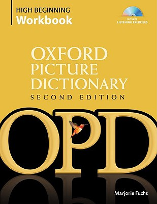 Image for Oxford Picture Dictionary: High-Beginning Workbook Pack 2nd Edition