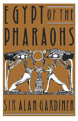 Image for Egypt of the Pharaohs: An Introduction (Galaxy Books Series Gb P)