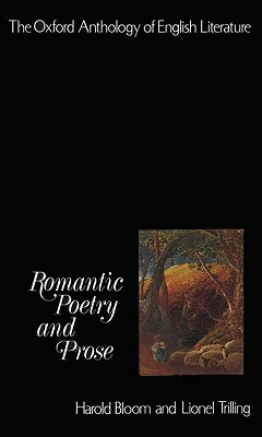 Romantic Poetry and Prose, Harold Bloom