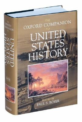 Image for The Oxford Companion to United States History (Oxford Companions)