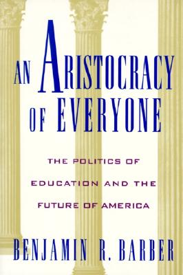 Image for ARISTOCRACY OF EVERYONE : THE POLITIC