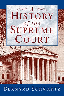 Image for History of the Supreme Court