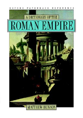 Image for DICTIONARY OF THE ROMAN EMPIRE