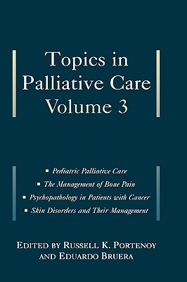 Topics in Palliative Care, Vol. 3