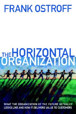 Image for The Horizontal Organization : What the Organization of the Future Actually Looks Like and How it Delivers Value to Customers