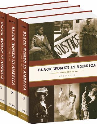 Black Women in America (3 Vol. Set)