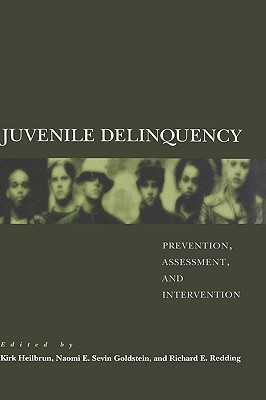 Image for Juvenile Delinquency: Prevention, Assessment, and Intervention